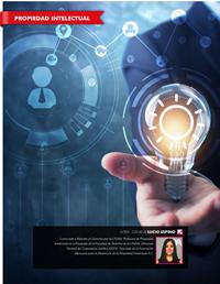 artículo de Propiedad intelectual por Mtra. Daniela Lucio Espino para revista T-MEC